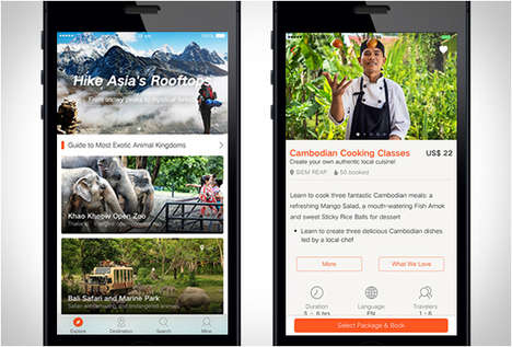 Adventure Tourism Apps
