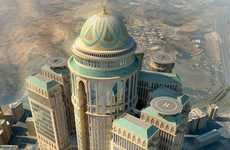 Majestic Pilgrim Hotels - The Abraj Kudai Hotel Will Be Located in the Muslim Holy City of Mecca