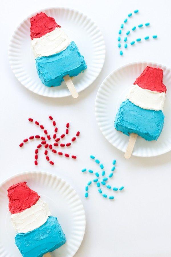 17 Patriotic Summer Snacks