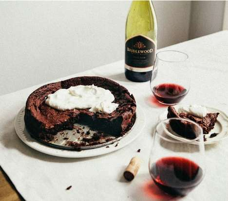 Gluten-Free Wine Cakes