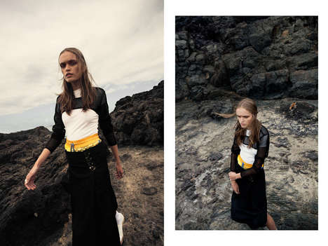 Seaside Grunge Photography