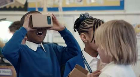 Virtual Learning Headsets