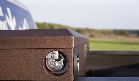 Custom Truck Storage