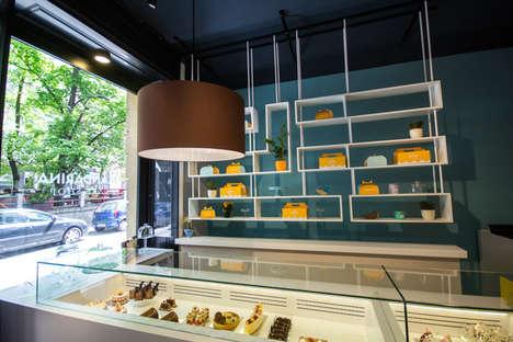 Gourmet Dessert Shops