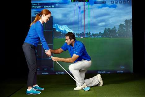Interactive Golf Stores - The PGA TOUR Superstore Gives Shoppers an Interactive Golfing Experience