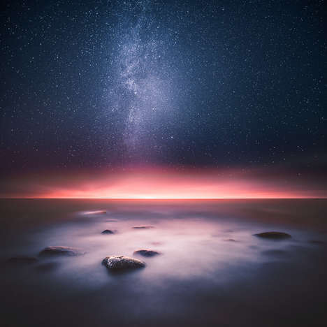 Surreal Starry Photography