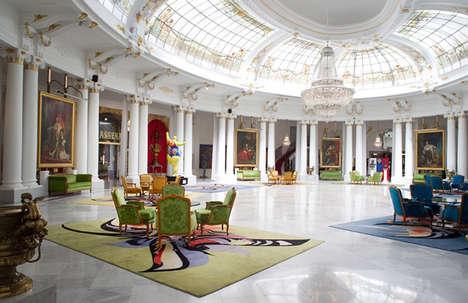 Opulent Heritage Hotels