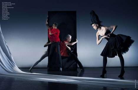 Theatrical Dancer Editorials