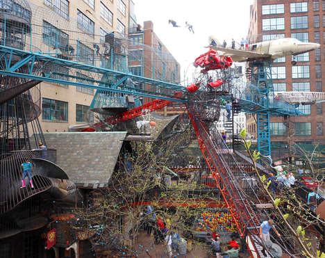 Ultimate Urban Playgrounds