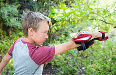 Superhero Wearable Technology - Disney Playmation Lets Children Immerse Themselves as Favorite Heros
