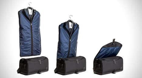 Wrinkle-Free Suit Bags