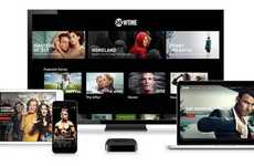 Standalone Streaming Services - Showtime Launches Over-the-Top Service with Existing Branding