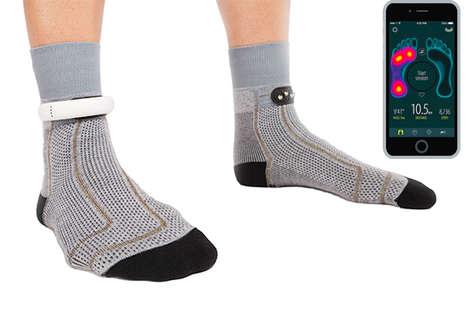 Smart Sensor Socks