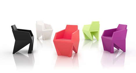 Versatile Compact Armchairs