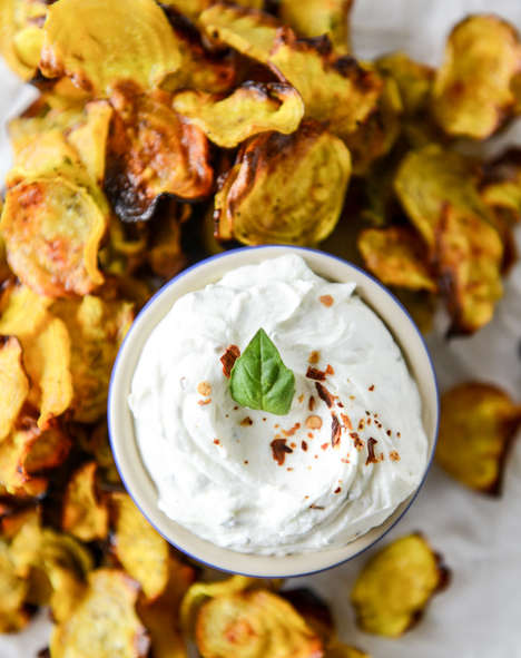 Veggie Chip Recipes