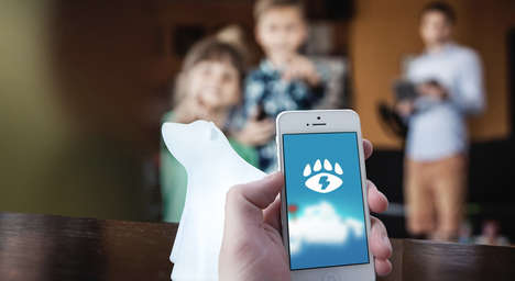 Kid-Focused Monitoring Systems - The Bear-Shaped Home Energy Monitor Teaches Kids About Eco Behavior