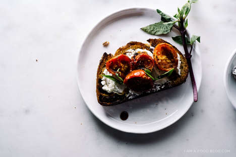 Mediterranean Toast Recipes