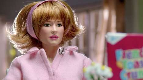 Soap Opera Doll Ads