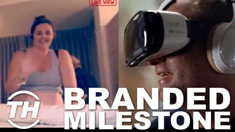 Branded Milestone