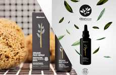Olive Branch Beauty Packaging