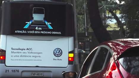 Distance-Minding Auto Ads