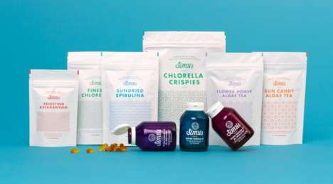 Algae Product Packaging
