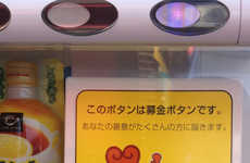 Donation Vending Machines