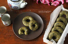 Baked Matcha Donuts - World Donut Day Inspires this Culturally Themed Dessert Recipe
