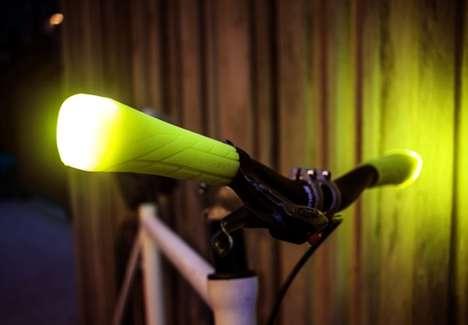 Light-Up Bike Accessories
