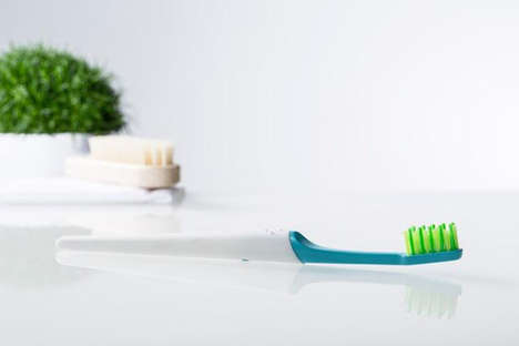 Bioplastic Teeth Cleaners - This Eco Toothbrush is Made to Produce a Whole Lot Less Waste