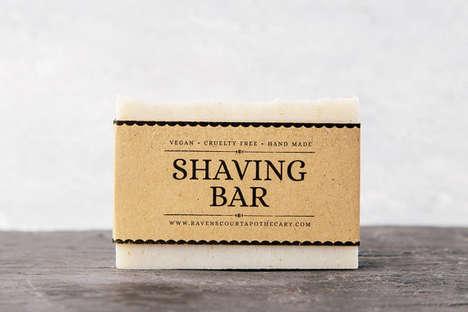 Organic Shaving Soaps