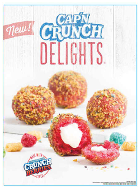 Cereal-Covered Donut Holes (UPDATE)