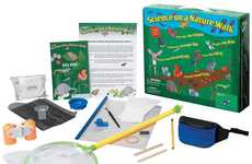 Wilderness Explorer Kits - This Science on a Nature Walk Kit Educates Kids About the Outdoors