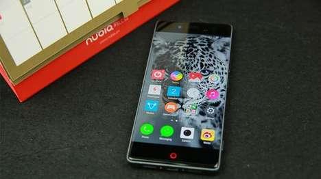 Squeezable Selfie Smartphones