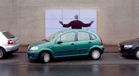 Helpful Parking Billboards