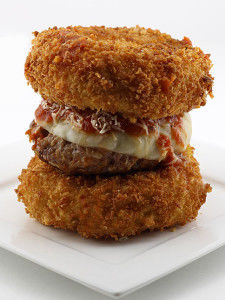 38 Bizarre Burger Buns