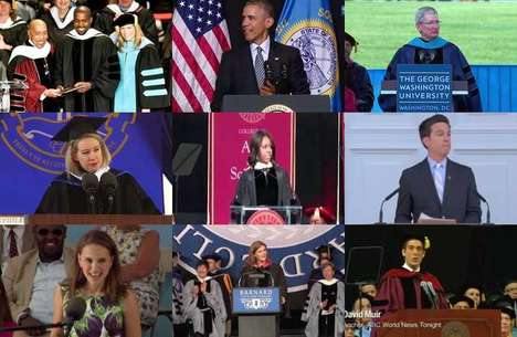 10 Commencement Addresses in 2015 - From Leveraging Inexperience to Infusing Work with Purpose