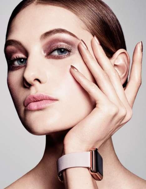 Bronze Beauty Editorials