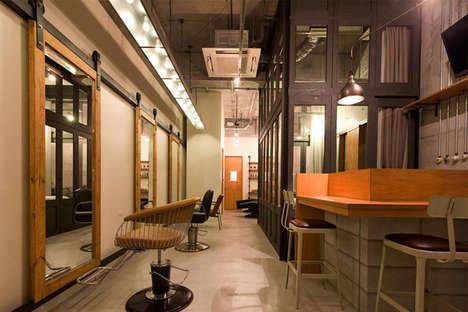 Rustic Salon Studios