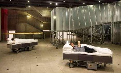 Robotic Bed Installations