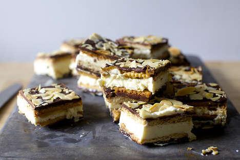 Cracker Ice Cream Sandwiches