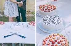 Pagan Wedding Ceremonies - This Modern Wedding References Religious Themes
