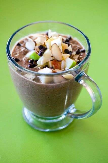 Chocolate Peanut Butter Breakfasts