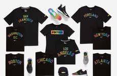 LGBT-Supporting Sportswear - The Nike #BeTrue Collection Celebrates the Potential of All Athletes