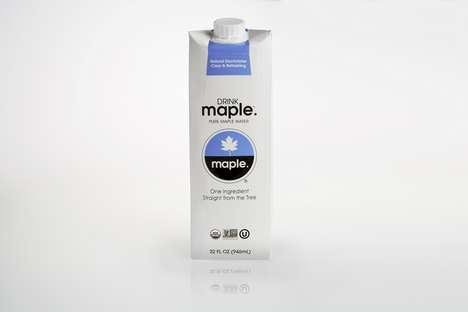 Natural Maple Beverages