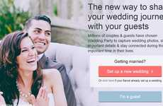 Social Wedding Websites