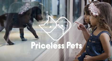 Covert Adoption Campaigns - Priceless Pets Unravels Bias and Advocates for Abandoned Animal Adoption
