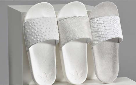 Genderless Sandal Designs