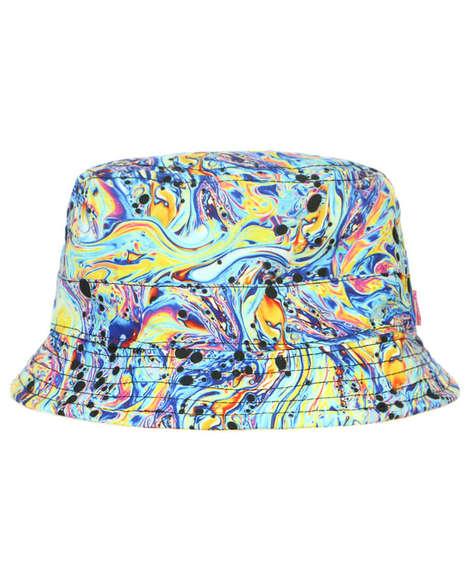 Psychedelic Bucket Hats