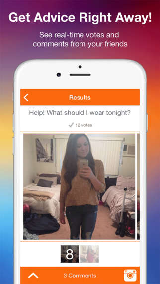 Outfit-Deciding Apps